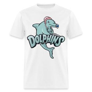 Oshawa Dolphins Male - Men's T-Shirt