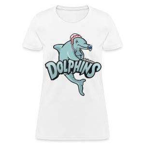 Oshawa Dolphins Female - Women's T-Shirt