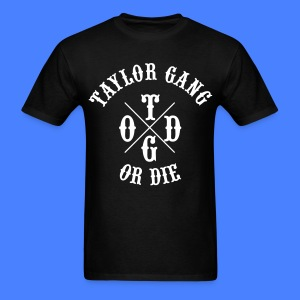 Taylor Gang or Die T-Shirts - stayflyclothing.com - Men's T-Shirt