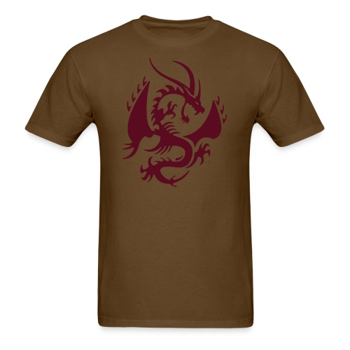Dragon shirt (2) - Men's T-Shirt