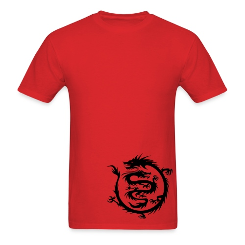 Dragon shirt (3) - Men's T-Shirt