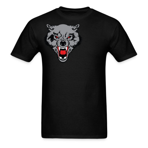 Wolf shirt (2) - Men's T-Shirt