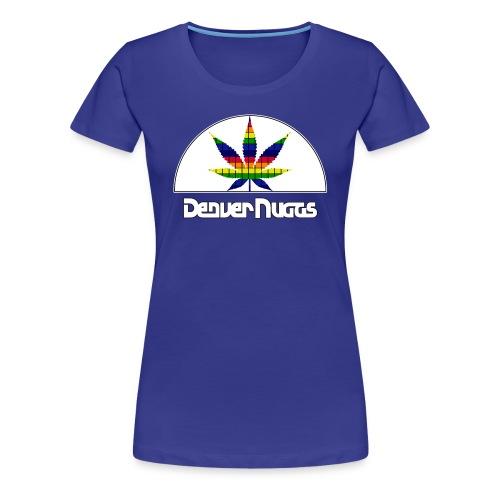 Denver Nuggs T-Shirt Women's - Women's Premium T-Shirt