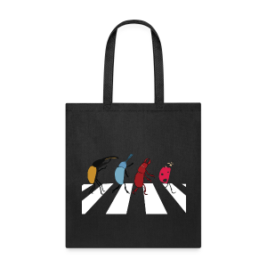 The Beetles - Abbey Road - Tote Bag