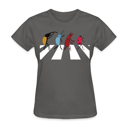 The Beetles - Abbey Road - Women's T-Shirt