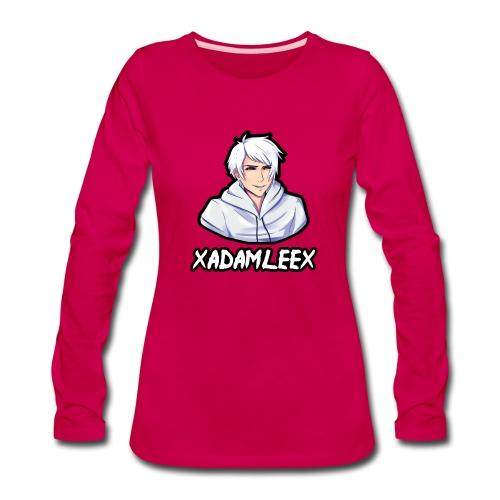xAdamLeex Long Sleeve T-Shirt! (Women's) - Women's Premium Long Sleeve T-Shirt