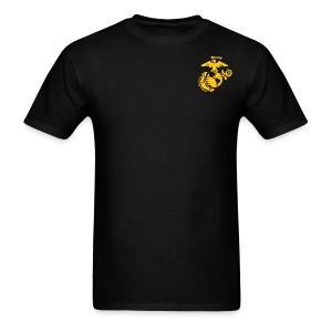 VMM-166 Party Moose with EGA - Men's T-Shirt