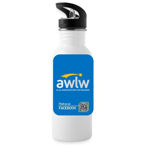 AWLW Water Bottle  - Water Bottle