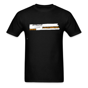 Veggie Burger (Black Edition) - Men's T-Shirt
