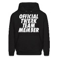 Official Twerk Team Member Hoodies