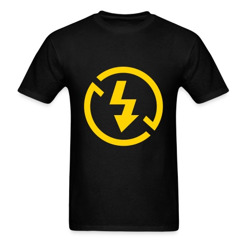 The No Flash Tee - Men's T-Shirt
