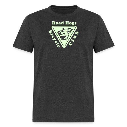 Road Hogs Bicycle Club - Glow in the Dark - Men's T-Shirt