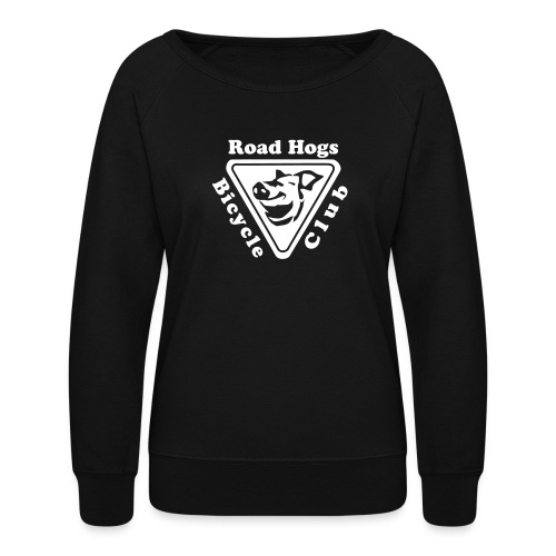 Road Hogs Bicycle Club - Glow in the Dark - Women's Crewneck Sweatshirt