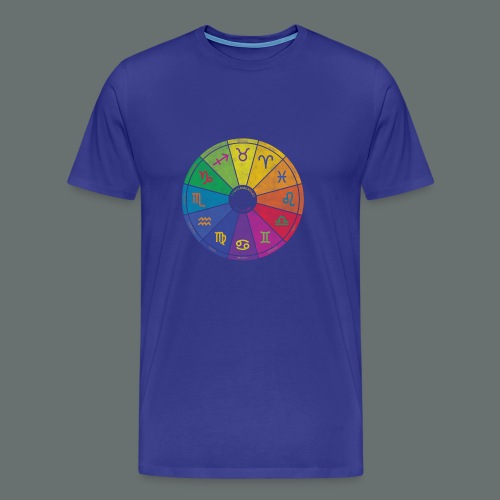 love horoscope - Men's Premium T-Shirt