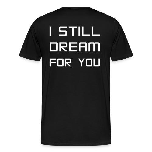 Want You Back - Dream - Men's Premium T-Shirt