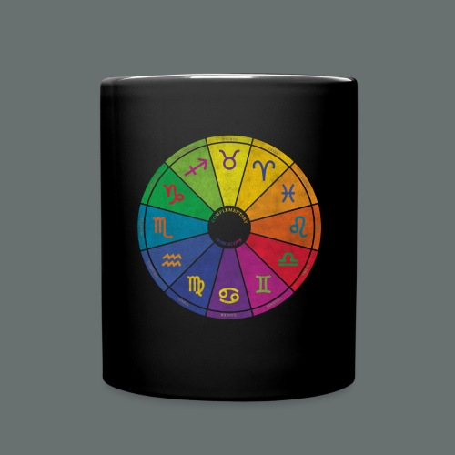love horoscope - Full Color Mug