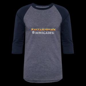 Party Animals Shirt, baseball - Baseball T-Shirt