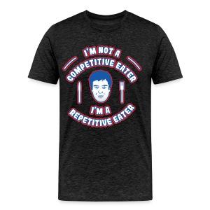 Repetitive Eater Shirt - Men's Premium T-Shirt