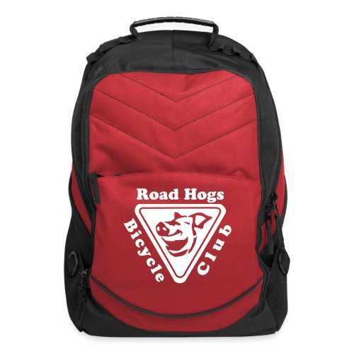 Road Hogs Bicycle Club - Glow in the Dark - Computer Backpack