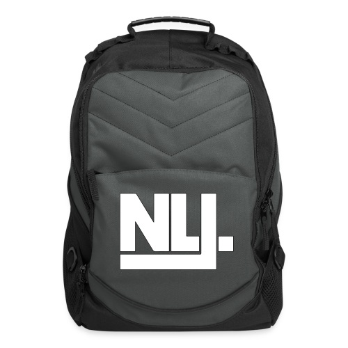 NLJ Laptop Bookbag - Computer Backpack