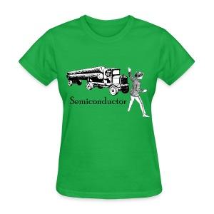Puntastic Semiconductor - Women's T-Shirt