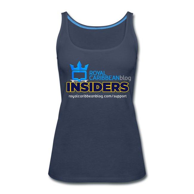 Insider Women's Tank Top Shirt