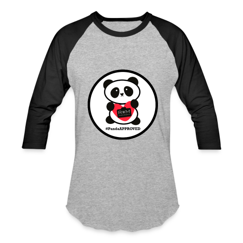 #PandaAPPROVED CIRCLE Jersey - Baseball T-Shirt