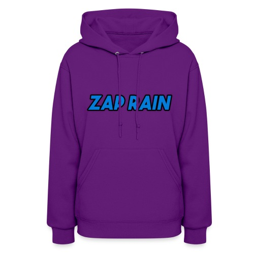 Zap Rain Women's Hoodie - Women's Hoodie