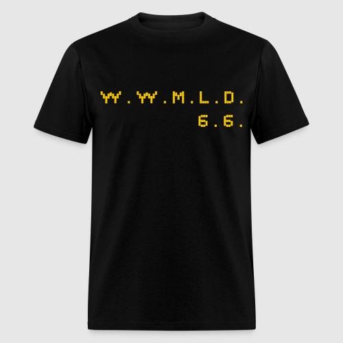 W.W.G.O.A.T.D. - Men's T-Shirt