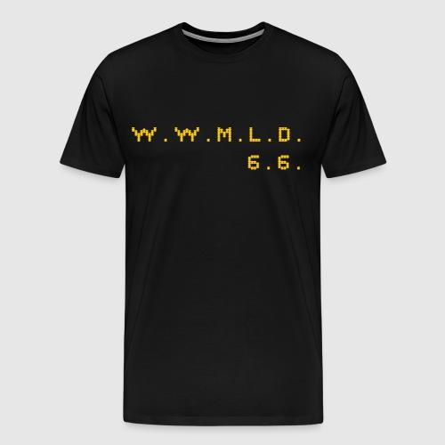 W.W.G.O.A.T.D. - Men's Premium T-Shirt