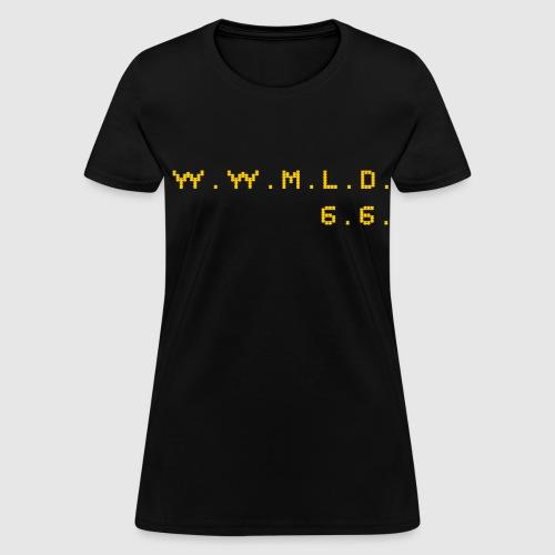 W.W.G.O.A.T.D. - Women's T-Shirt