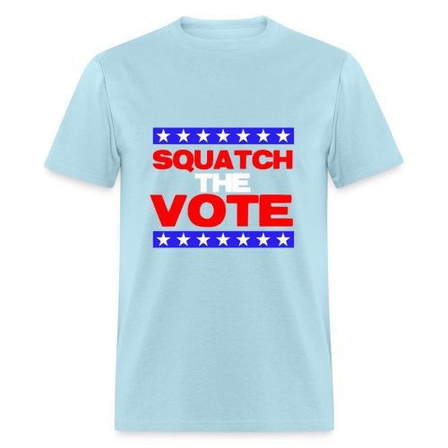Squatch The Vote! - Men's T-Shirt