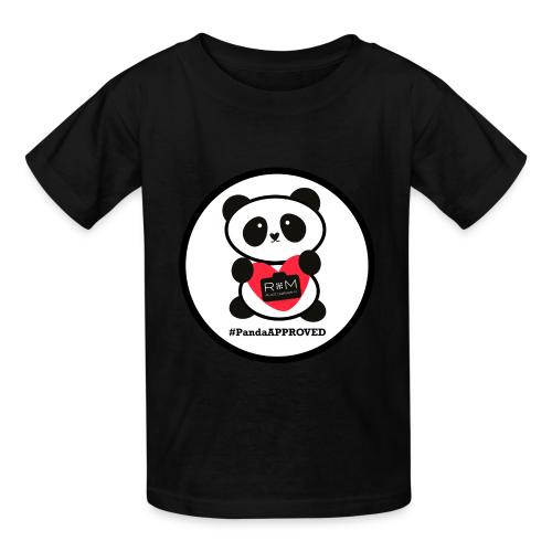 #PandaAPPROVED CIRCLE KIDS t-shirt - Kids' T-Shirt