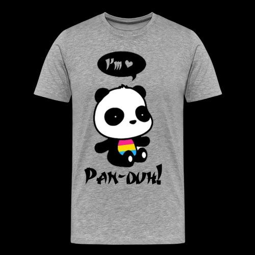 Men's Pan Duh! Tee - Men's Premium T-Shirt