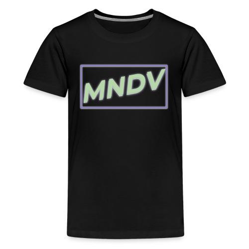 MNDV Glow T-Shirt - Kids' Premium T-Shirt