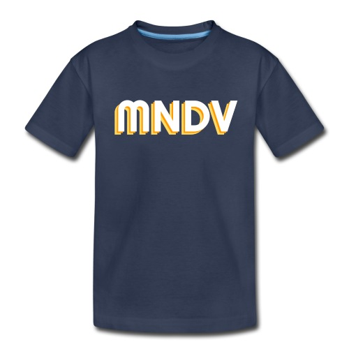 MNDV Repeat T-Shirt - Kids' Premium T-Shirt