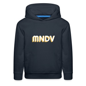 MNDV Repeat Hoodie - Kids' Premium Hoodie