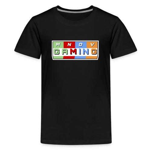 MNDV Castle Crash T-Shirt - Kids' Premium T-Shirt