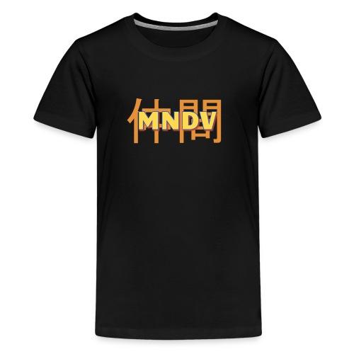 MNDV Japanese T-Shirt - Kids' Premium T-Shirt