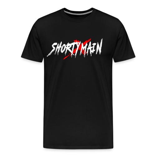 Shortymain Tee - Men's Premium T-Shirt