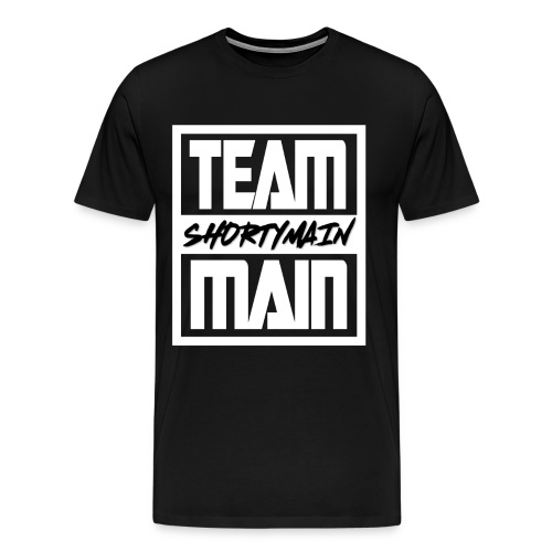 Team Main Mens Tee - Men's Premium T-Shirt