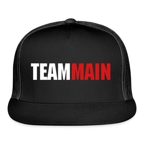 Team Main Truckers Cap - Trucker Cap