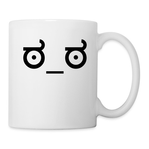 The Look of Disapproval Coffe Mug - Coffee/Tea Mug