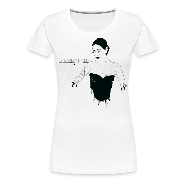 'Electric Lady' Singularity Tee