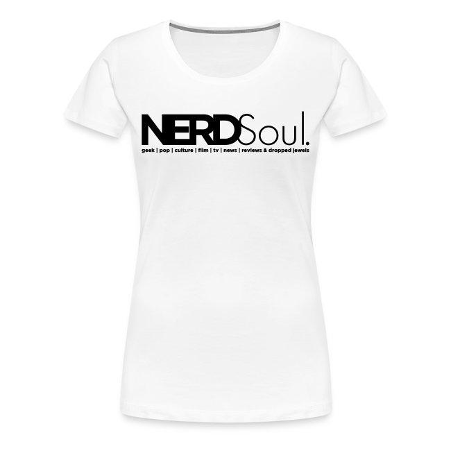'NERDSoul' Women's Tee
