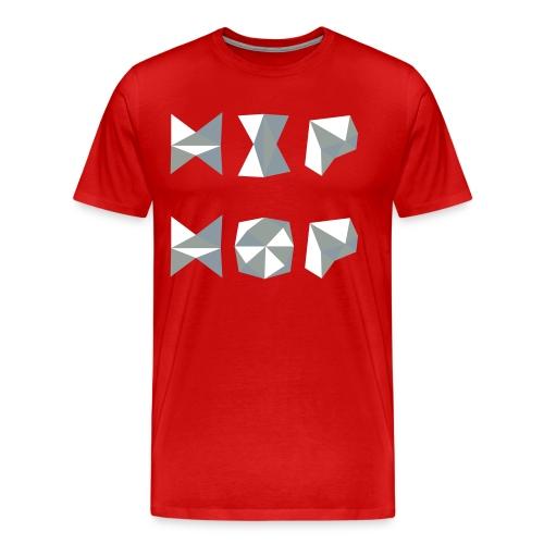 'Hip Hop' Tee - Men's Premium T-Shirt