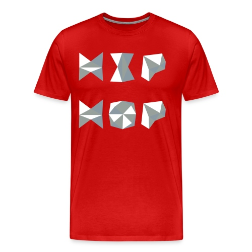 'Hip Hop' Tee - Men's Premium T-Shirt