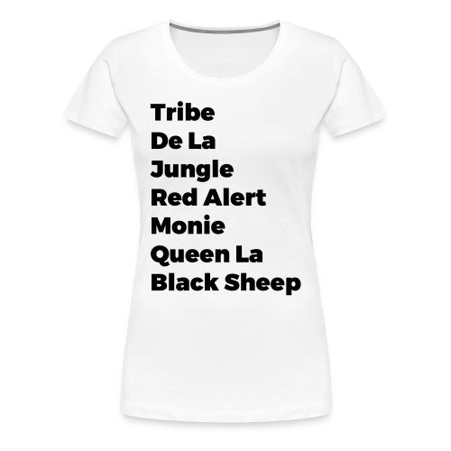 'The Natives' Women's Tee - Women's Premium T-Shirt