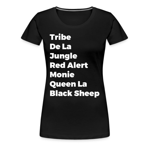 'The Natives' Women's Tee - Women's Premium T-Shirt