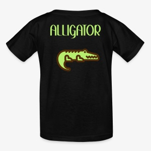 Alligator Custom Shirt - Kids - Kids' T-Shirt